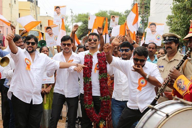 MLA review Bigg Boss Kannada Prathams political thriller is a sexist mess