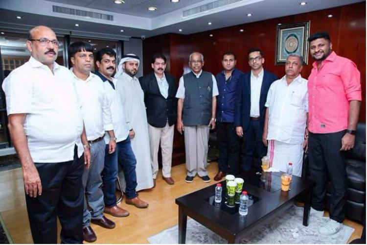 Photo of Left front MLAs with gold smuggling accused sparks controversy