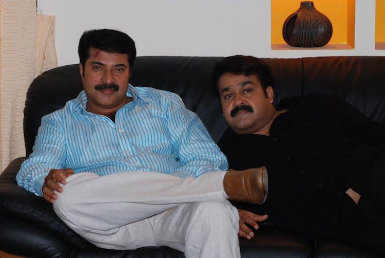 Mammootty to release Mohanlals Odiyan trailer