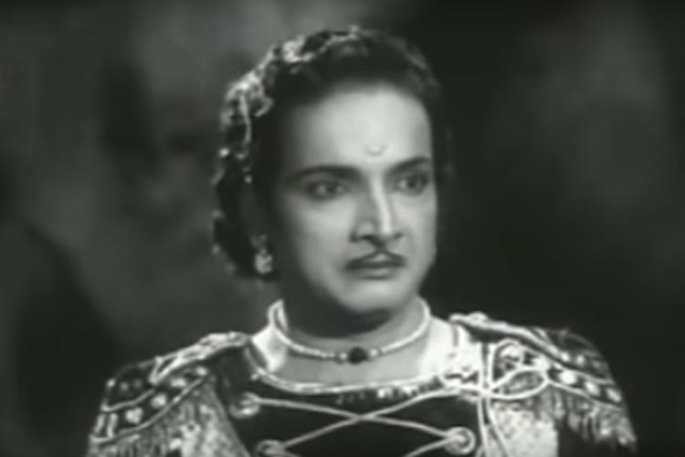 Remembering MN Nambiar From Anbe Vaa to Thillana Mohanambal the menacing villain