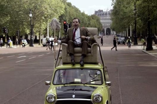 Mr Bean is back: Watch Rowan Atkinson recreate a scene from the show | The  News Minute