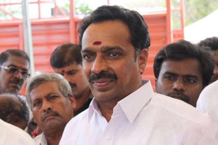 Former TN Transport Minister MR Vijayabhaskar searched by DVAC officials