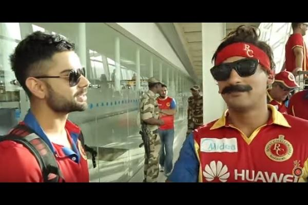 Who is Mr Nags the man who knows the secrets of RCB players