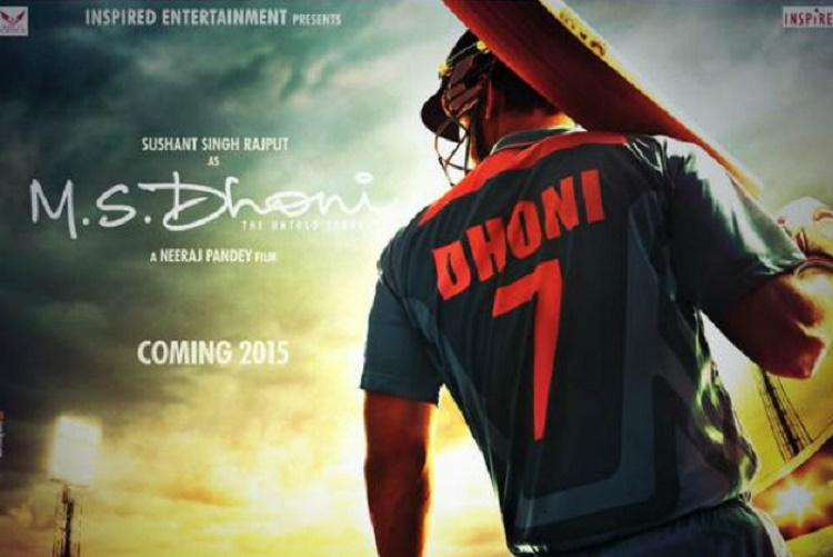 Dhoni biopic to release in 4500 screens across 60 countries