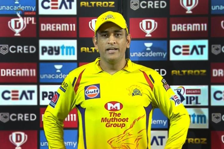 Dhonis youngsters in CSK didnt show spark comment draws flak