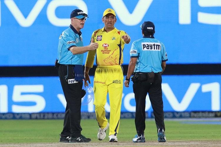 IPL 2019 MS Dhoni fined 50 match fee for confronting umpires