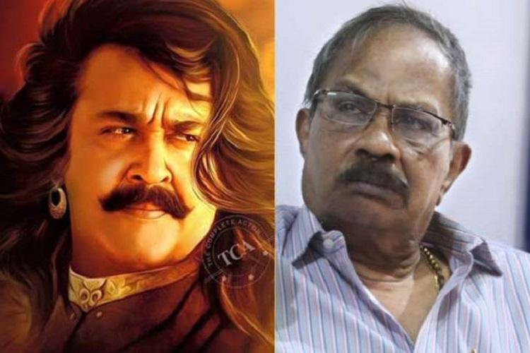 MT Vasudevan Nair withdraws from Mohanlals Randamoozham set to demand screenplay back