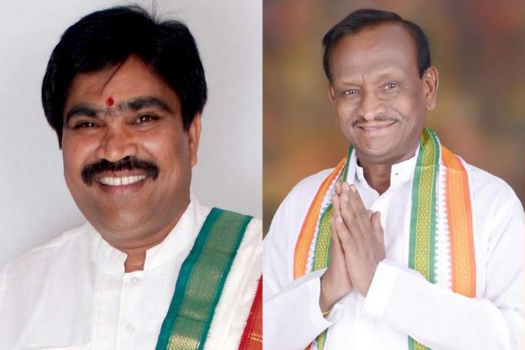 R Shankar and MTB nagaraj