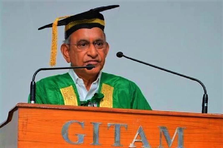 GITAM founder and ex-MP MVVS Murthi killed in US road accident