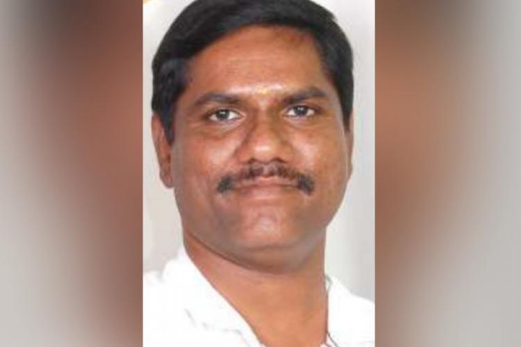 Chairman of National Commission for Safai Karamchari M Venkatesh