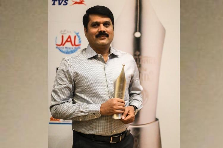 News18 editor M Gunasekaran becomes 1st Tamil media journo to bag Ramnath Goenka award