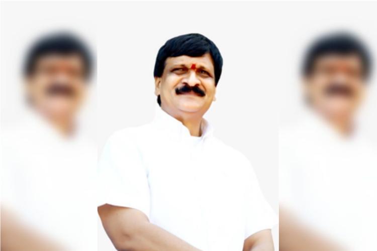 Telangana BJP writes to Centre seeks NIA probe on rowdy sheeter TRS MLA