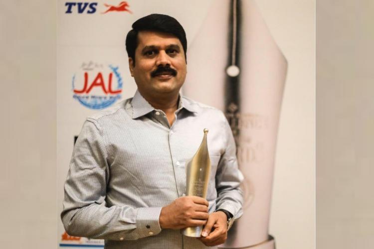 News18Tamil Nadu senior journalist M Gunasekaran resigns