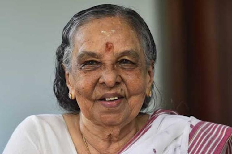 Former Kerala Min and veteran Congress leader M Kamalam passes away at 92
