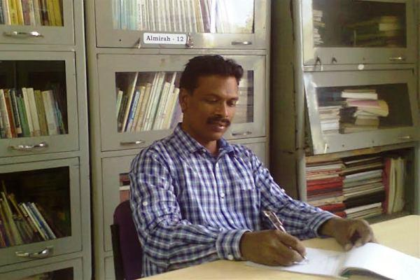 Telanganas new cultural revivalist Public administrator by profession poet by passion
