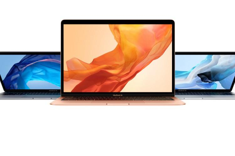 Apple introduces 13-inch MacBook Air with Retina display Touch ID