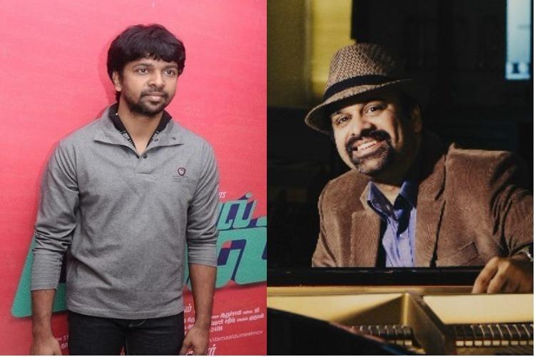 Classical pianist Anil Srinivasan and Tamil lyricist Madhan Karky to host new music show