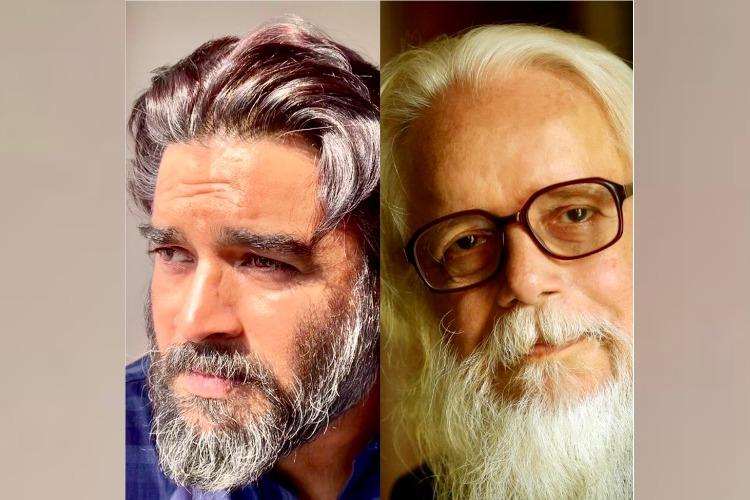 Madhavan shares his transformation for the role of scientist Nambi Narayanan