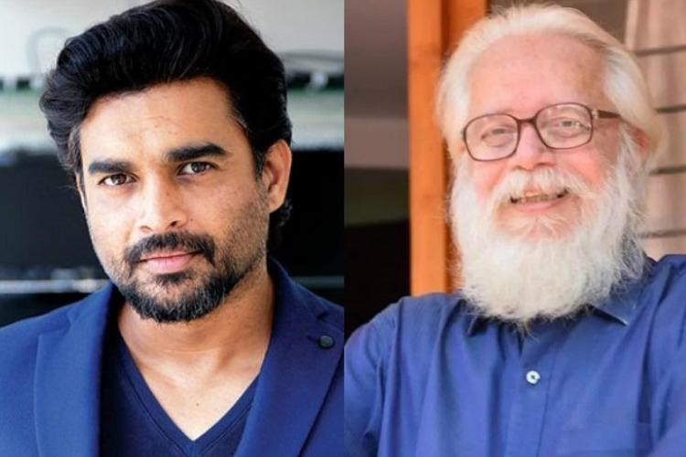 Actor Madhavan to take over direction of Rocketry - The Nambi Effect