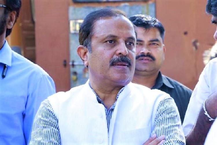 Telangana min KTRs assets increased because of corruption alleges Congs Madhu Yashki