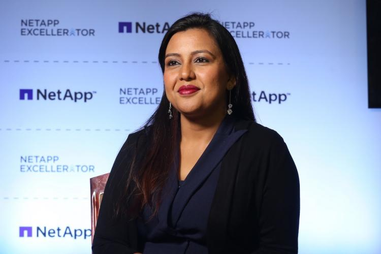Madhurima Agarwal Leader NetApp Excellerator