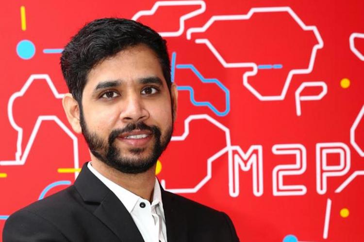 M2P Fintech CEO
