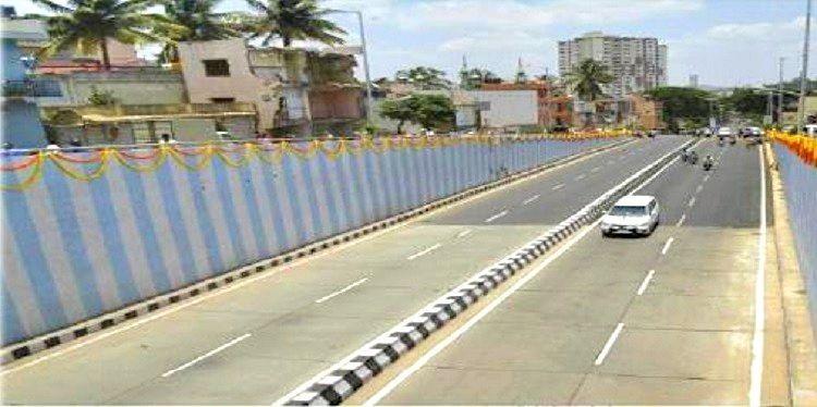 Rubber mats under asphalt roads BBMPs new solution to tackle citys pothole problem