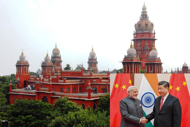 Weeks after Subhasris death HC says govt can install banners for Modi-Xi Jinping meet