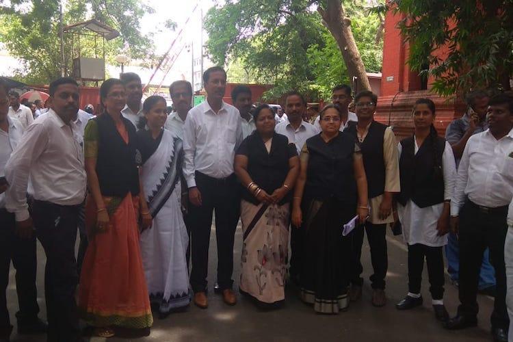 Madras HC advocates boycott court protesting CJ Tahilramani transfer