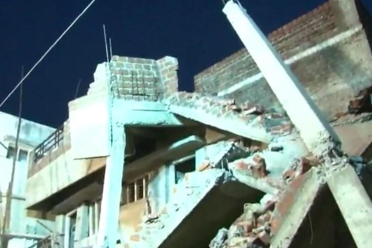 Madurai Building Collapse Doents Forged To Build A