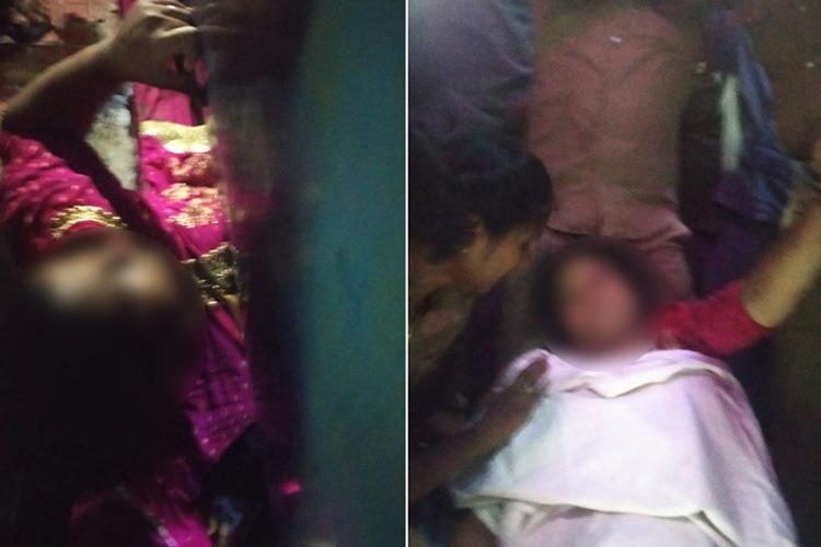 TN Woman slips and falls from train in Madurai miraculously rescued in an hour