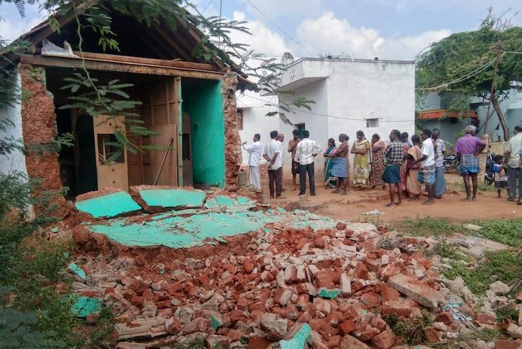 Two TN siblings killed after wall near house collapses on them in Madurai