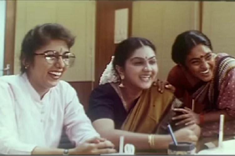 Magalir Mattum Why the 1994 comedy that took on workplace harassment deserves its cult status