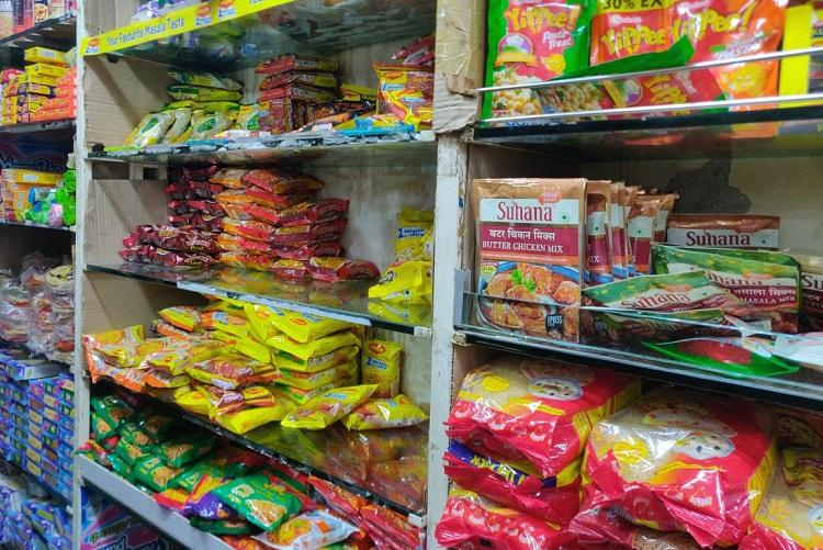 As India stocks up for lockdown Maggi and other instant noodles fly off the shelves
