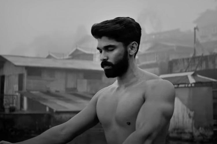 Dhruv Vikram's first look motion poster from Mahaan.