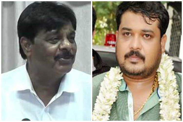 Ktaka PWD Ministers son summoned by Mysuru Court in corruption case