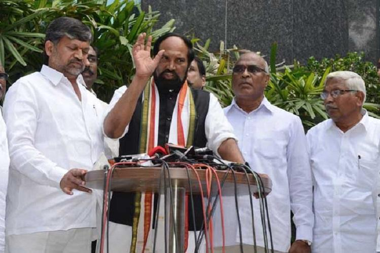Congress release names of 65 candidates for Telangana elections