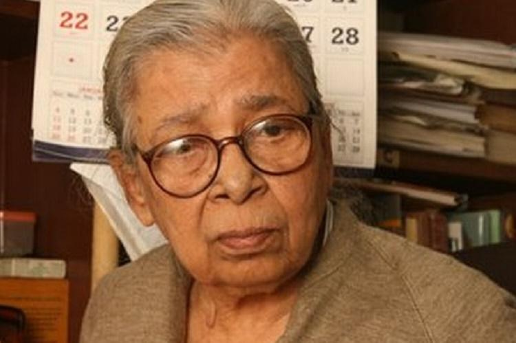 Mahasweta Devi who never shied away from calling a spade a spade dies at 90