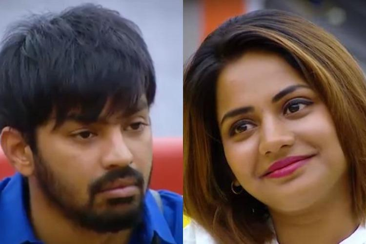 Bigg Boss Tamil contestants Mahat and Aishwarya Dutta sign film together