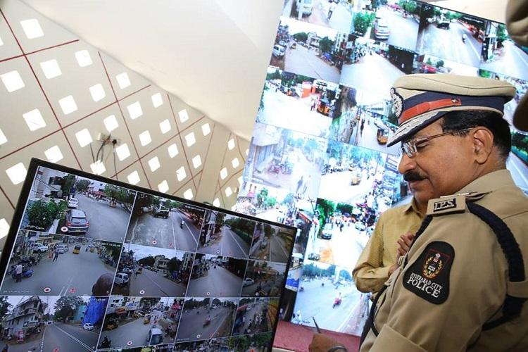 Hyderabad police use AI-based cameras to enforce COVID-19 lockdown