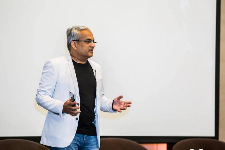 File image of Mahesh Murthy