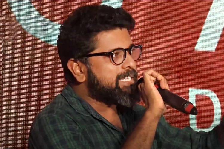 Malayalam director Mahesh Narayanan