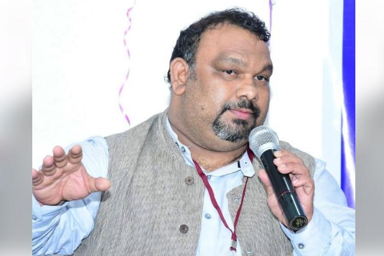 Rise of fascism Activists flay Telangana govt for banning Mahesh Kathi from Hyd