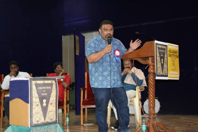 Hyderabad police book film critic Mahesh Kathi for controversial comments on Hindu god