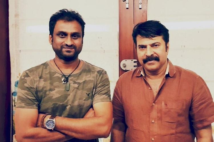 Mammootty was my first choice to play YSR Director Mahi interview on upcoming biopic
