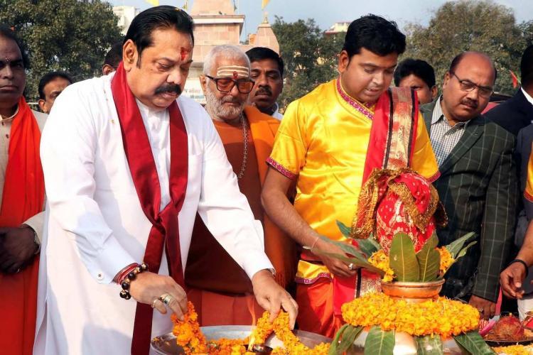 Mahinda Rajapaksa-led party wins parliamentary polls in Sri Lanka
