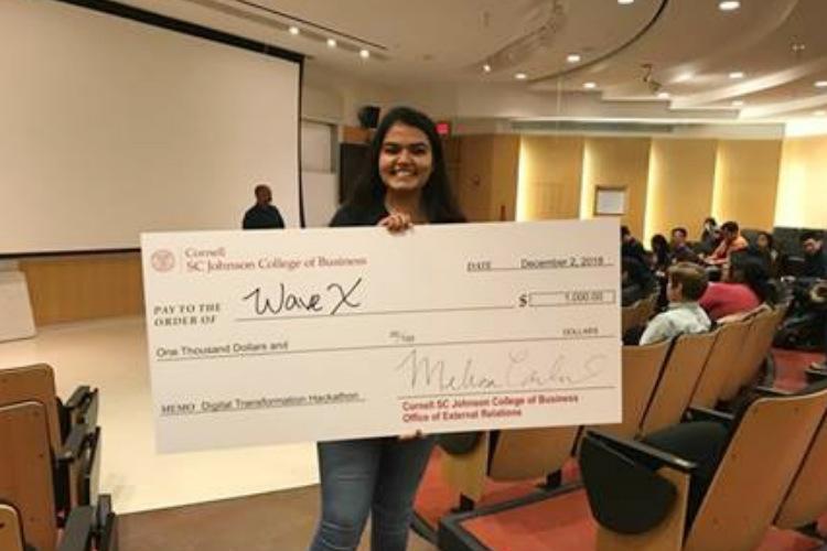 Indian-American teenager wins Cornell Universitys inaugural hackathon