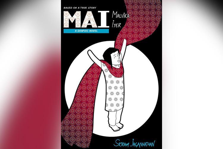 Srirams graphic novel MAI tells the story of a bomb blast survivor