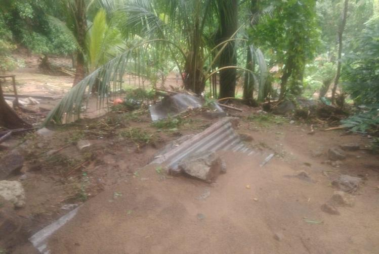 Rains and a roar Pollachi flash flood eyewitness recollects the horror