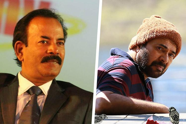 Was Mammootty in contention at National level for Awards Major Ravi throws a googly